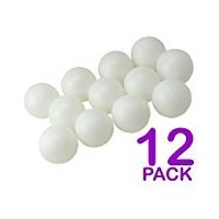 12pk table tennis ping pong balls by Sportline