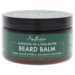 Maracuja Oil & Shea Butter Beard Balm Shape-Smooth & Define [並行輸入品]