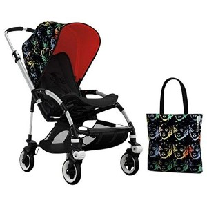 Bugaboo Bee3 Accessory Pack - Andy Warhol Marilyn/Orange (Special Edition) by Bugaboo