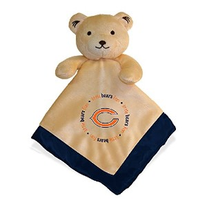 Baby Fanatic Security Bear - Chicago Bears Team Colors by Baby Fanatic