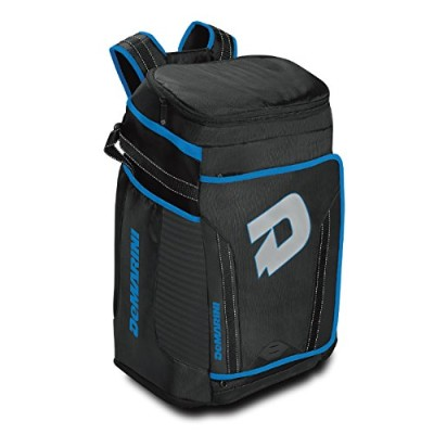 DeMARINI(ディマリニ) 野球用バッグパック SPECIAL OPS BACKPACK WTA9408BB WTD9408BB ブラック×ブルー
