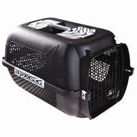 Dogit Style White Tiger Voyager, X-Large, Black by Dogit