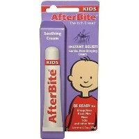 After Bite After Bite Fast Relief Itch Eraser Kids Cream 0.7 oz.(20g) Pack of 3 by TENDER CORP ...
