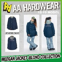 18-19 AA HARDWEAR(ダブルエーハードウェア) MEEGAN JKT -JUST ANOTHER STANDARD- [BLOND COLLECTION] 【送料無料】...