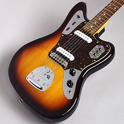 Fender Japan Exclusive Classic 60s Jaguar/3-Color Sunburst ジャガー (フェンダー) 長期展示品特価