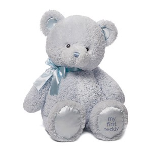 Gund My First Teddy Bear Stuffed Animal, 24 inches by GUND