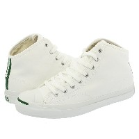 CONVERSE JACK PURCELL PC MID R コンバース ジャックパーセル PC MID R WHITE