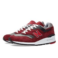 NEW BALANCE ニューバランス スニーカー MADE IN USA M997CRG (28cm)