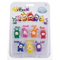 Oddbods Mini Figurine Set (Dispatched From UK) by Golden Bear