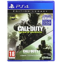 Third Party - Call of Duty : Infinite Warfare - Edition Legacy Occasion [ PS4 ] - 5030917197260