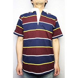 BARBARIAN (バーバリアン) / LIGHT WEIGHT RUGBY JERSEY SHORT SLEEVE (NSS-10) (M)