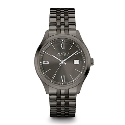 Caravelle by Bulova Men 's New York Sunray Dial Watch
