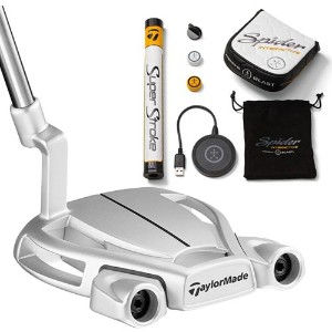 TaylorMade Spider Interactive L Neck Putter【ゴルフ ゴルフクラブ>パター】