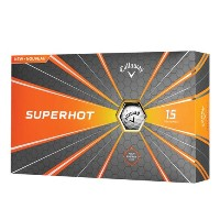 Callaway Superhot 15-Pack Golf Balls【ゴルフ ボール】