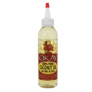 Okay 100% Oil for Hair and Skin, Coconut, 6 Ounce by Derby International LLC, dba KANAR [並行輸入品]