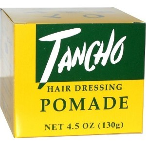 TANCHO POMADE HAIR DRESSING 4.5 oz / 130 g to groom unruly hair plus shine by Tancho [並行輸入品]