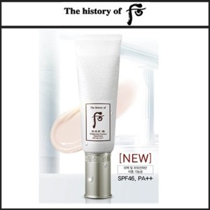 The history of 后 [ドフー/whoo] 拱辰享 雪 美.白 サン (SPF46/PA++) 45ml / 韓国コスメ・書留(追跡可能)