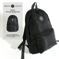 PRETTY GREEN/プリティーグリーン ナイロンベーシックバックパック A7AMJ0449A300[メンズ バッグ リュック バックパック ナイロン ペイズリー ノートPC タブレット...