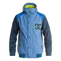 ディーシー (DC SHOES) DCLA JKT【EDYTJ03036 BQR0】