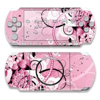 PSP3000用スキンシール【Her Abstraction】