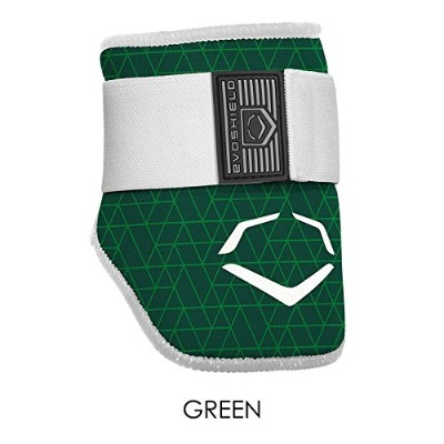 EVOSHIELD EVOCHARGE ELBOW GUARD エルボーガード 各色 (WTV6100) (GREEN(GRADT)) [並行輸入品]