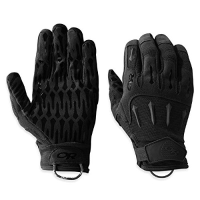 (アウトドアリサーチ) OUTDOOR RESEARCH Ironsight Gloves Black Lサイズ