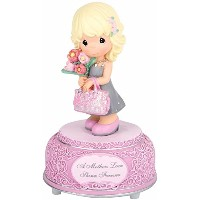 Precious Moments母の愛Shines Forever Musical Figurine by Precious Moments
