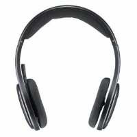 H800R ロジクール Bluetooth/2.4GHzワイヤレス ヘッドセット Logicool Wireless Headset H800 [H800R]【返品種別A】