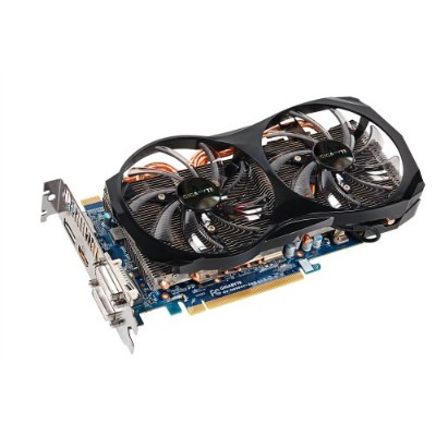 GIGABYTE グラフィックボード Geforce GTX660 2GB PCI-E GV-N660OC-2GD/A