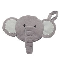 J.L. Childress Pacifier Pal Pacifier Pocket, Elephant by J.L. Childress
