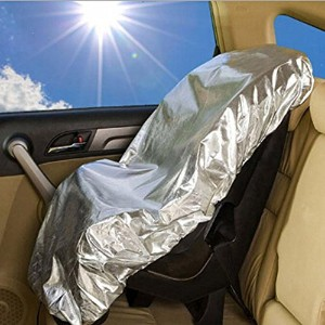 Alotpower Car Seat Cover Canopy Children Safety Sun Shade UV Protection Cover for Kids by Alotpower