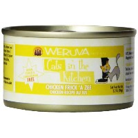 Weruva 878408009068 CITK Chic Frick A Zee Food , 3.2 oz by Weruva