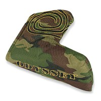 Odyssey Camouflage Blade Putter Cover オデッセイ カモフラージュ ブレード パターカバー