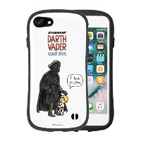 iFace First Class STAR WARS DARTH VADER and son iPhone8/7 ケース 耐衝撃/ルーク