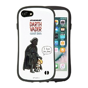 iFace First Class STAR WARS DARTH VADER and son iPhone8 / 7 ケース 耐衝撃 / ルーク