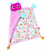 Zutano Blankie, Owl by Nat and Jules
