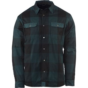 Flylow Sinclair Insulated Flannel–Men 's L