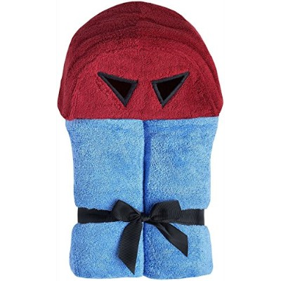 Yikes Twins Child Hooded Towel - Superhero by Yikes Twins