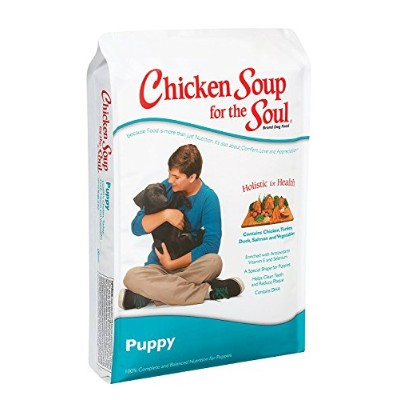 Chicken Soup for The Soul Puppy All Natural Dry Dog Food Pet Formulated 5lbs