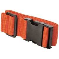 Travel Smart by Conair Luggage Strap Suitcase Belt Travel Accessories, Orange by Travel Smart