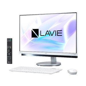 新品LAVIE Desk All-in-one DA700/HAW PC-DA700HAW