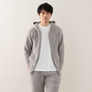 【MP STORE エムピー ストア】 all day relax ZIPフーディー グレー メンズ