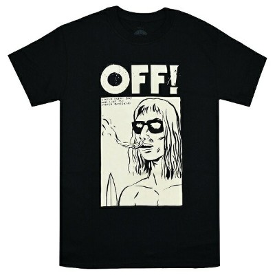 OFF! オフ! Wasted Years Tシャツ