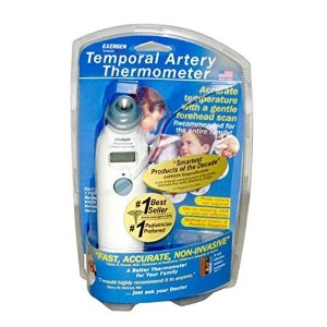 EXERGEN TEMPORAL ARTERY THERMOMETER TAT-2000C SCAN by Exergen [並行輸入品]