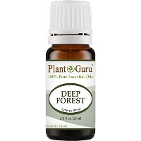 Deep Forest Synergy Essential Oil Blend 10 ml. 100% Pure, Undiluted, Therapeutic Grade. (Blend Of:...