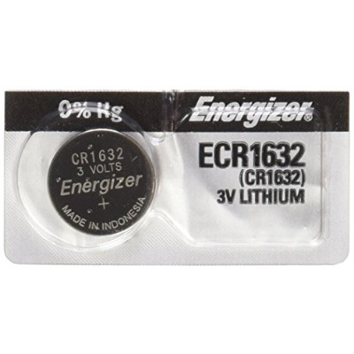 Energizer 04096 - 3 Volt Lithium Button Cell Watch Battery (ECR1632BP (CR1632)) by Energizer-Eveready [並行輸入品]