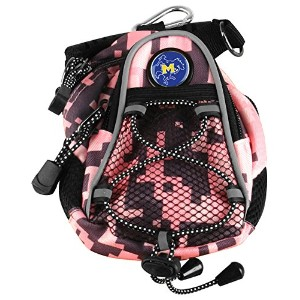NCAA Mcneese State Cowboys–Mini Day Pack–ピンクDigi Camo