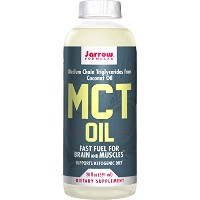 Jarrow Formulas MCT Oil Supports Brain and Muscles, 20 Fluid Ounce 海外直送品