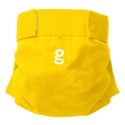 gNappies soft cotton gPants, Good Morning Sunshine - Large by Gnappies