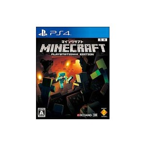 Game Soft (PlayStation 4) / Minecraft: PlayStation4 Edition 【GAME】